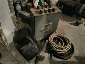 Сварочный трансформатор тдэ 40 Феникс