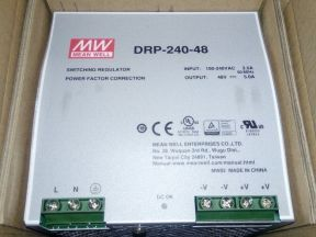 Источник питания Mean Well DRP-240-48