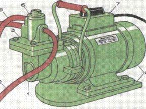 Краскопульт электрический со-22 (новый)