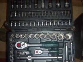 Набор инструментов Force 94 предмета