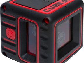 Лазерный нивелир / уровень ADA Куб 3D (3 луча)