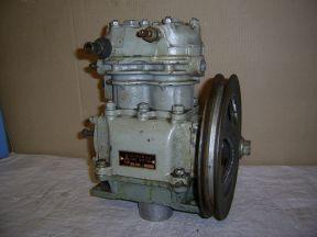Воздушный компрессор голова тип Зил 130, Зил-130