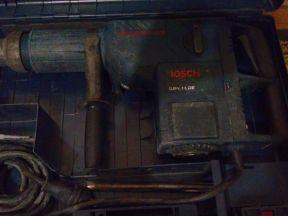 Bosch gbh 11 перфоратор, отбойный молоток
