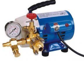 Насос опрессовочный электрический SHE-60 до 60 ат