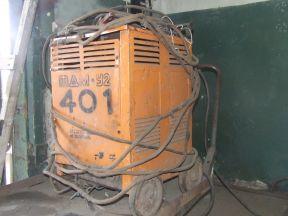 Сварочный трансформатор тдм-401 У2
