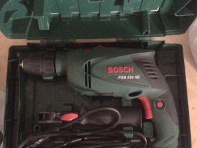 Дрель и лобзик Bosch