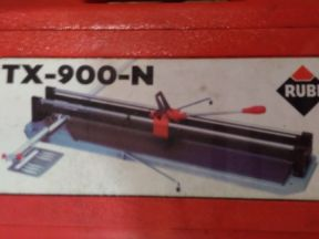 плиткорез ручной rubi tx-900-n