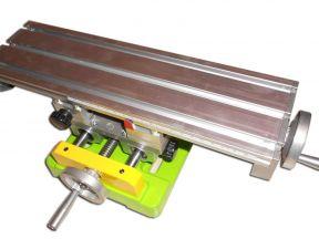 Координатный стол на линейных подшипниках 180х50