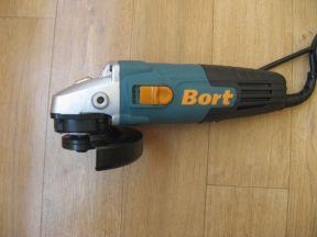 Болгарка Bort 115 мм новая