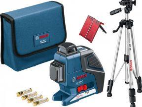 Лазерный уровень Bosch Gll 2-80 pro, штатив, чехол