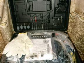 Набор электроинструментов Мастер ms-1118