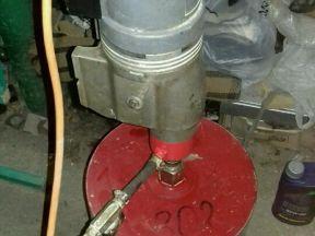 Мотор алмазного сверление Dr. Bender
