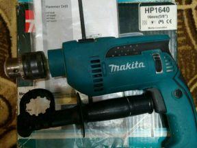Дрель ударная Makita HP 1640