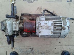 Насос Ш5-25 Для нефтепродуктов с эл. двигателем