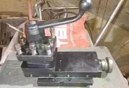 Малая продольная подача токарного станка