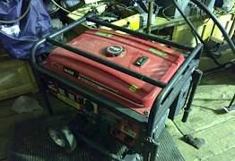 Генератор бензиновый сварочный aiken weld MGW 4000