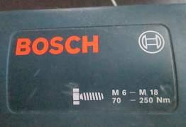 Импульсный гайковерт Bosch GDS18E