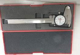 Штангенциркуль starrett 120A-6 Dial Caliper