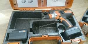 Новый компл: Fein ascm 14 QX, Fein ASB 14 C ударн