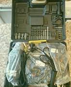 Набор инструментов 3 в 1 (дрель, болгарка, лобзик)