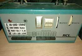 Измеритель RCL
