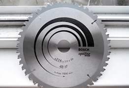 Пильный диск Bosch Optiline по дереву