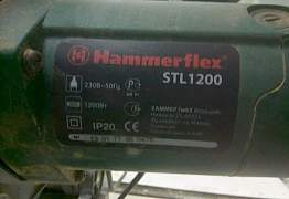 Торцовочная пила hammer STL1200