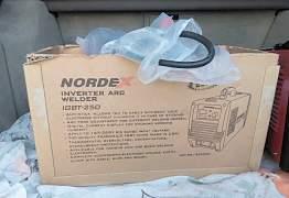 Инвекторная сварка Nordex