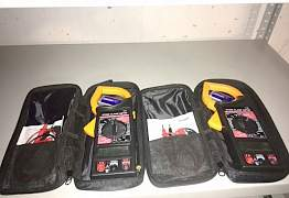 Мультиметр (токовые клещи) Ресанта DT266 (новые)