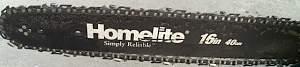 Бензопила Homelite CSP4016 40сс 16 in