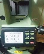 Электронный теодолит foif DT205C с штативом