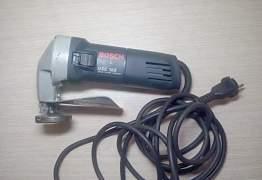 Листовые ножницы по металлу bosch GSC 160