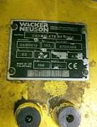 Виброплита wacker neuson WP-1550A