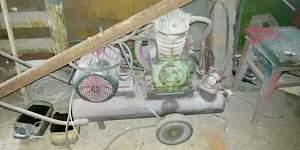 Электродвигатель, компрессор