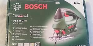 """Продам новый лобзик """"boch"""" PST 750 PE"""
