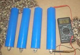Литий железные аккумуляторы