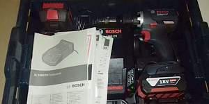 Аккумуляторы bosch gba 18В/4Ач новый