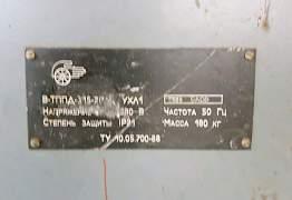 Выпрямитель В-ппд-315-28,5