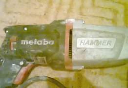 Продам перфоратор бу метабо