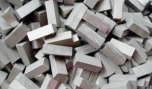 Алмазный сегмент для бурильных коронок