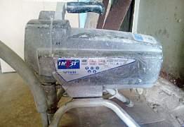 Продаётся краскопульт безвоздушного распыления б/у