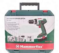 Дрель аккумуляторная hammer ACD182 (новая)