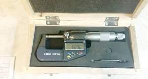 Микрометр цифровой