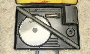 Фуганок и отрезные диски по дер (фрезы) мк3002 км3