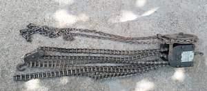 Заводская ручная таль, цепная, 500 кг. Пр-ва СССР