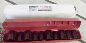 Набор ударных головок sumake SIS-4403