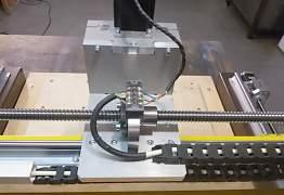 Фрезерно-гравировальный станок с чпу 600x600