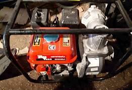 Мотопомпа бензиновая RedVerg RD-WP30C
