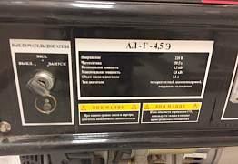 "Газовый генератор ""Алинтер"" ал-Г-4,5Э"