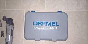 Реноватор Dremel multi-MAX аккумуляторный